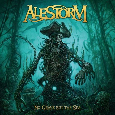 Alestorm: No Grave But The Sea (2017) | be subjective!