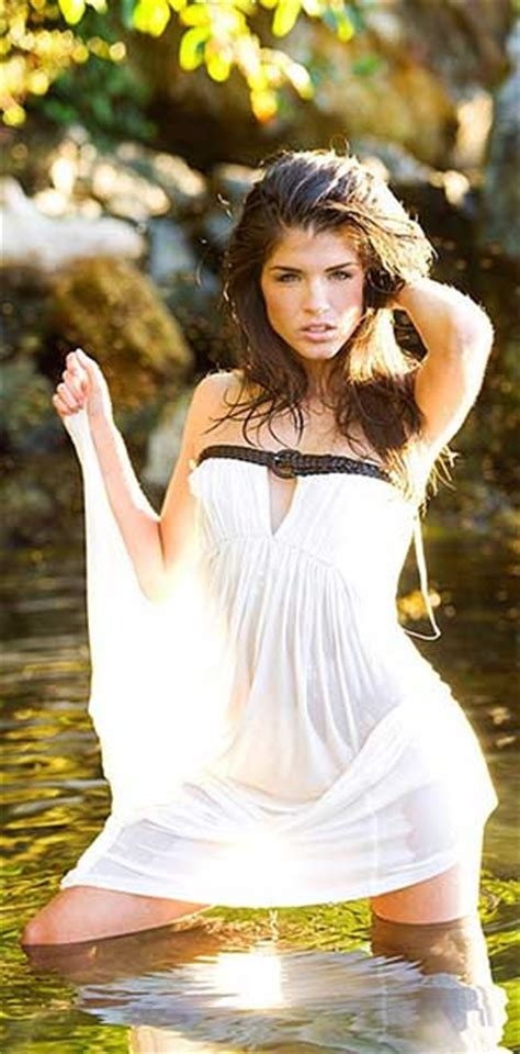 Model Monday with the Lovely Marie Avgeropoulos
