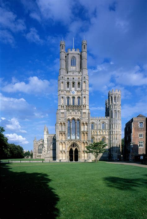 Ely Cathedral - Visitor Information