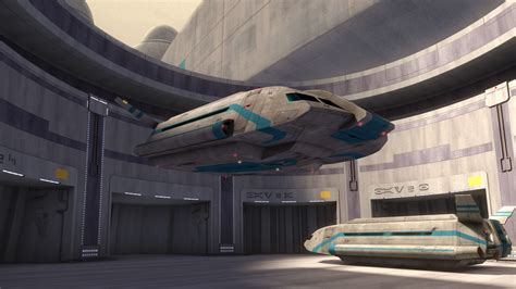 Capital City Spaceport | Star Wars Rebels Wiki | Fandom