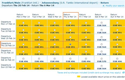 WOW with KLM/AF - Germany to Johannesburg for €491!