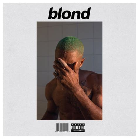 Frank Ocean Swims To First #1 With 'Blond' / Earns 3rd