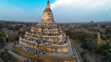 Myanmar Woos Chinese Tourists With Visas on Arrival, But