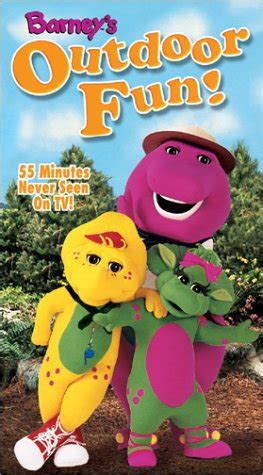 Trailers from Barney's Outdoor Fun!: The Movie! 2000 VHS