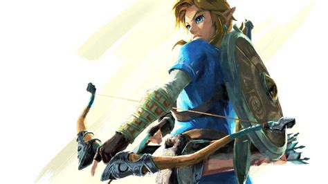 The Legend of Zelda: Breath of the Wild is a return to