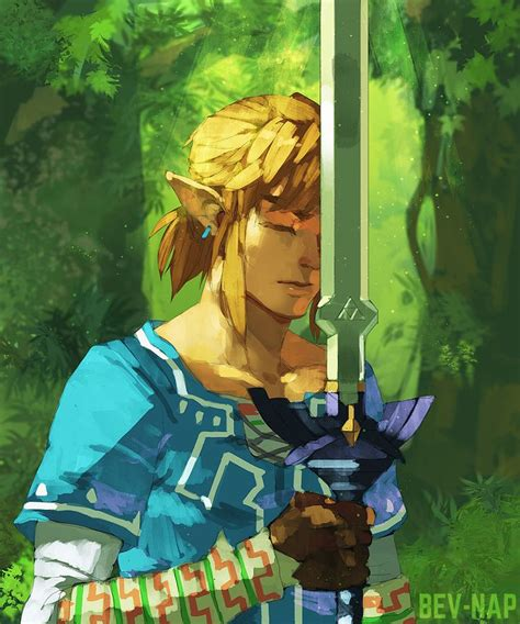 Earning the master sword is my favorite part of Botw so