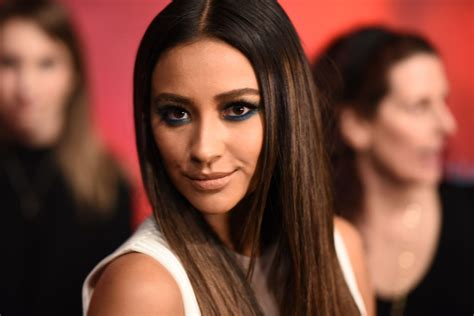 """Shay Mitchell didn't want the """"PLL"""" tattoo, but it's not"""