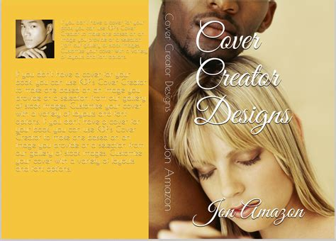 KDP Jumpstart Topic 9 - Design Your Cover
