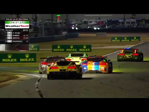 Seven IMSA-Ran Cars to Compete at 24 Hours of Le Mans in