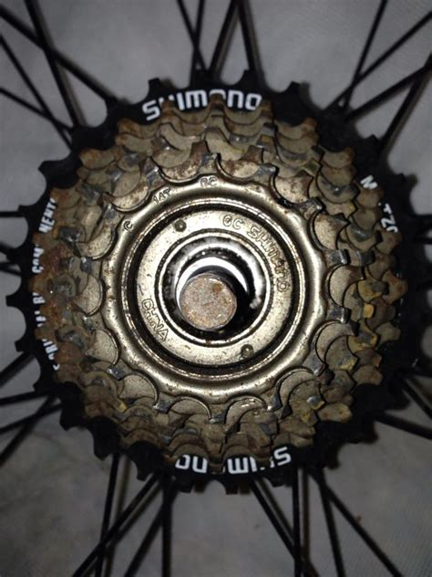 shimano - Can't remove lockring - Bicycles Stack Exchange