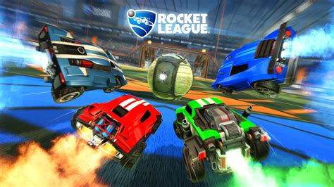 'Rocket League' joins 'Fortnite' in the PlayStation Cross