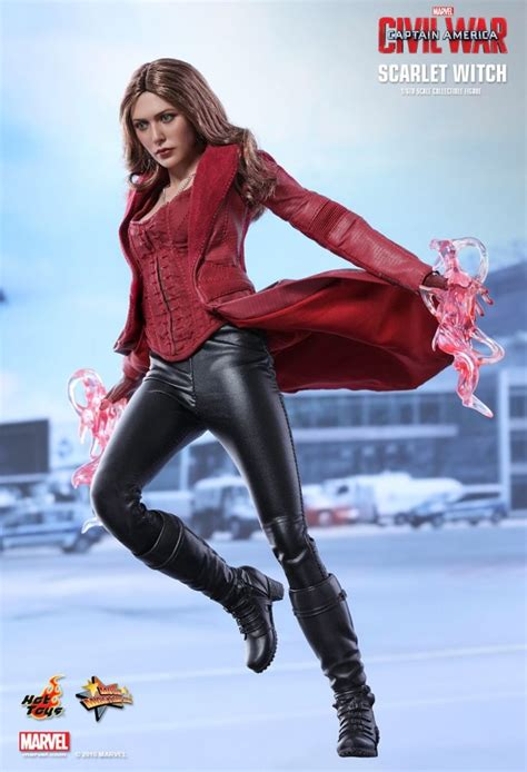 Scarlet Witch - Captain America: Civil War - MMS370