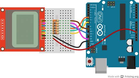 kd8bxp's blog: 20140420 Nokia 5110 LCD with Arduino