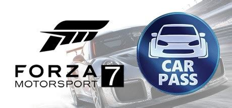 Forza Motorsport 7: Car Pass - Play Anywhere Code