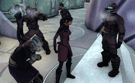 STO: You Can Cold Call Me Anytime | MMO Gamer Chick