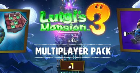 Luigi's Mansion 3 already has its first DLC with minigames