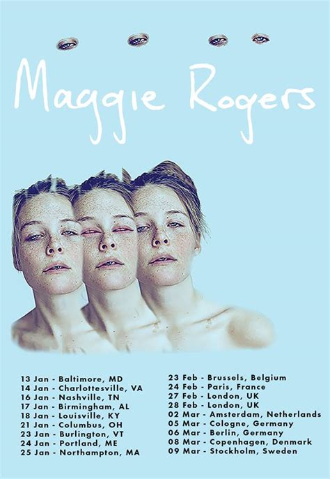 Maggie Rogers Announces Her First-Ever Tour :: Music