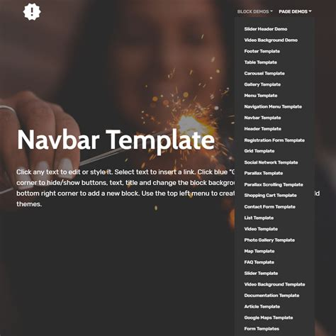Free HTML Bootstrap 4 Gallery Template