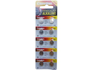 AG12 Replacement Alkaline button Cell Battery, Canadian