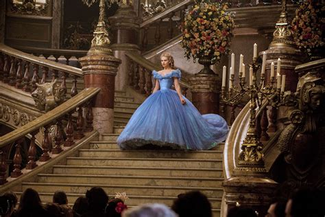 Cinderella Clips Featuring Lily James; Plus Brand New