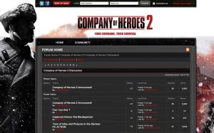 company-of-heroes-2-forum - Company Of Heroes 2