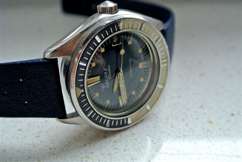 Squale Squalematic 60 Atmos - Dive Watch Review (Specs