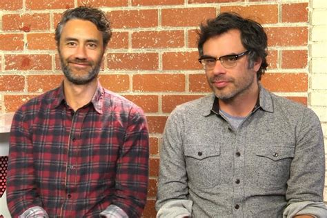 Jemaine Clement and Taika Waititi on 'What We Do In the