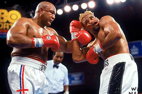 The Hardest Punchers George Foreman Has Ever Fought