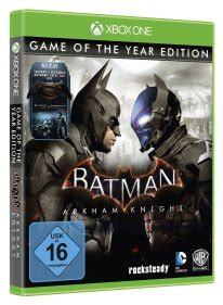 Batman: Arkham Knight - Une édition Game of the Year