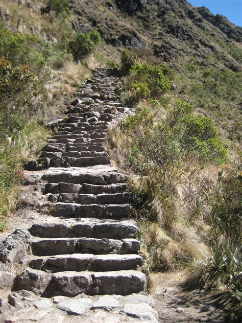 Inca Trail – Travel guide at Wikivoyage