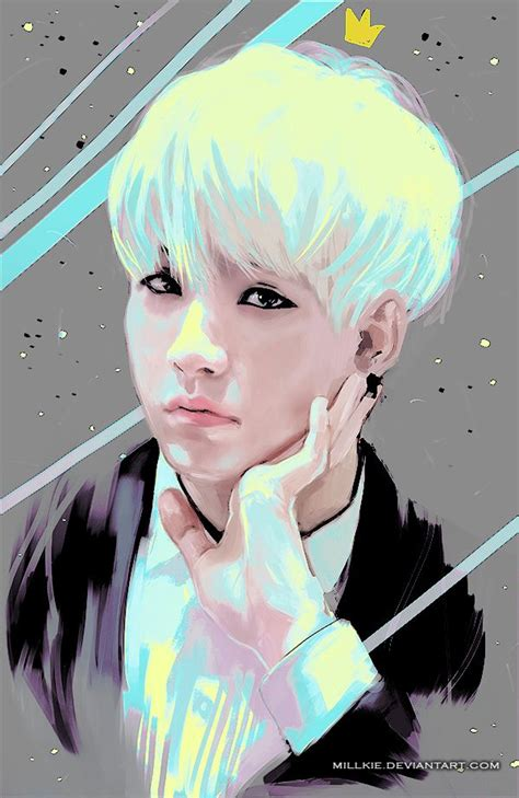 #Suga #BTS #fanart Not mine, credits to owner | Bts