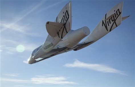 Virgin Galactic space ship completes its 24th test flight