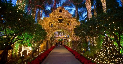 Lights, trees, gingerbread: Holiday events sparkle all