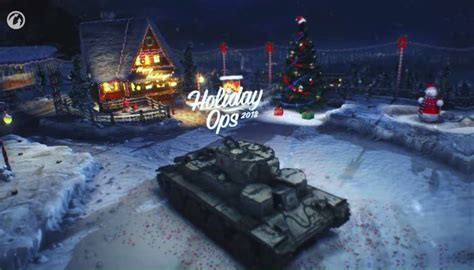 WoT Holiday Fun & Cheer Headed Your Way - MMORPG