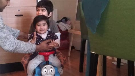 Yusuf Family Video - Haroon (3yrs) and Maryam ( 10 months