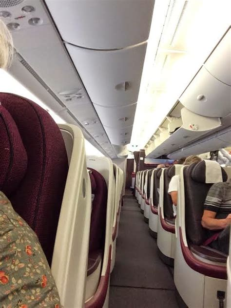 Qatar Airways A380 Flight Review: London to Doha (Business