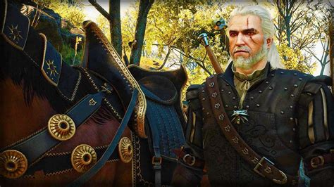 The Witcher 3 - Nilfgaardian Armor Set and Elite Crossbow