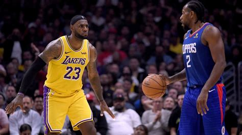 Odds to Win NBA Finals 2020 Have Los Angeles Clippers and