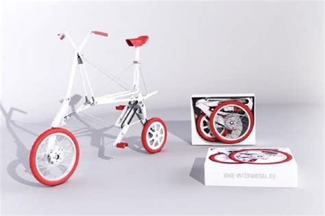 The most compact folding bike ever -Ibercampus