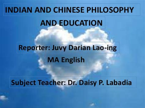 Chinese Quotes From Philosophers