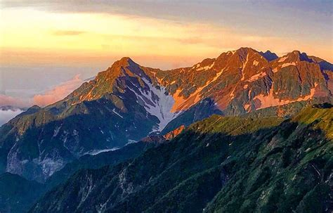 12 Amazing Mountains in Japan's National Parks   All About