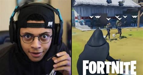 Myth shows how to use bot grenades in Fortnite to outplay