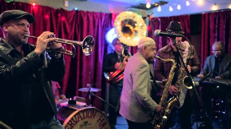 """Preservation Hall Jazz Band - """"Go To The Mardi Gras"""" 