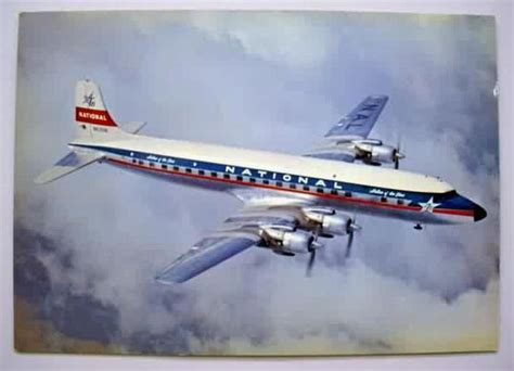 National Airlines : Flight 320 - July 30th, 1956
