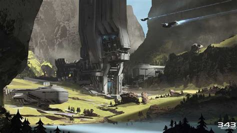 Halo 5's new Warzone map is the biggest to date - VG247