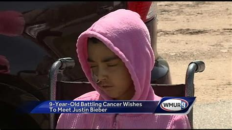 Rochester girl's wish to meet Justin Bieber granted