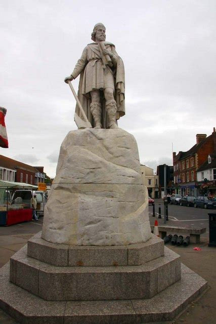 Statue of Alfred the Great, Wantage - Wikipedia