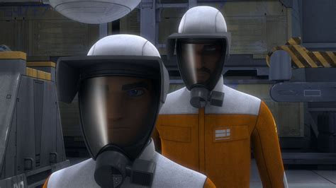 An Inside Man - Star Wars Rebels S03E09 | TVmaze