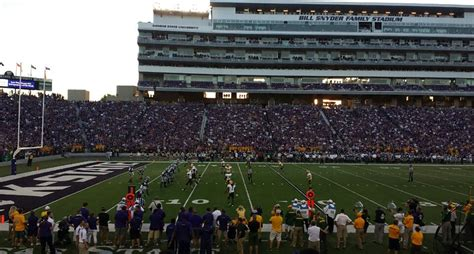 Bill Snyder Family Stadium Tickets - Seating Chart
