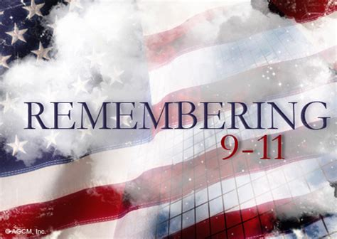 """Remembering 9/11"" 